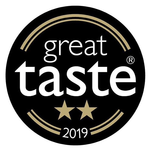 Great Taste Awards two star 2019 red love apple juice