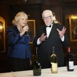 Biddenden Gamay one of five wines presented to HRH The Duchess of Cornwall