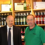 Damian Green Visits Biddenden Vineyards
