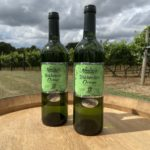 Two bottles of Biddenden Special Ortega 2018