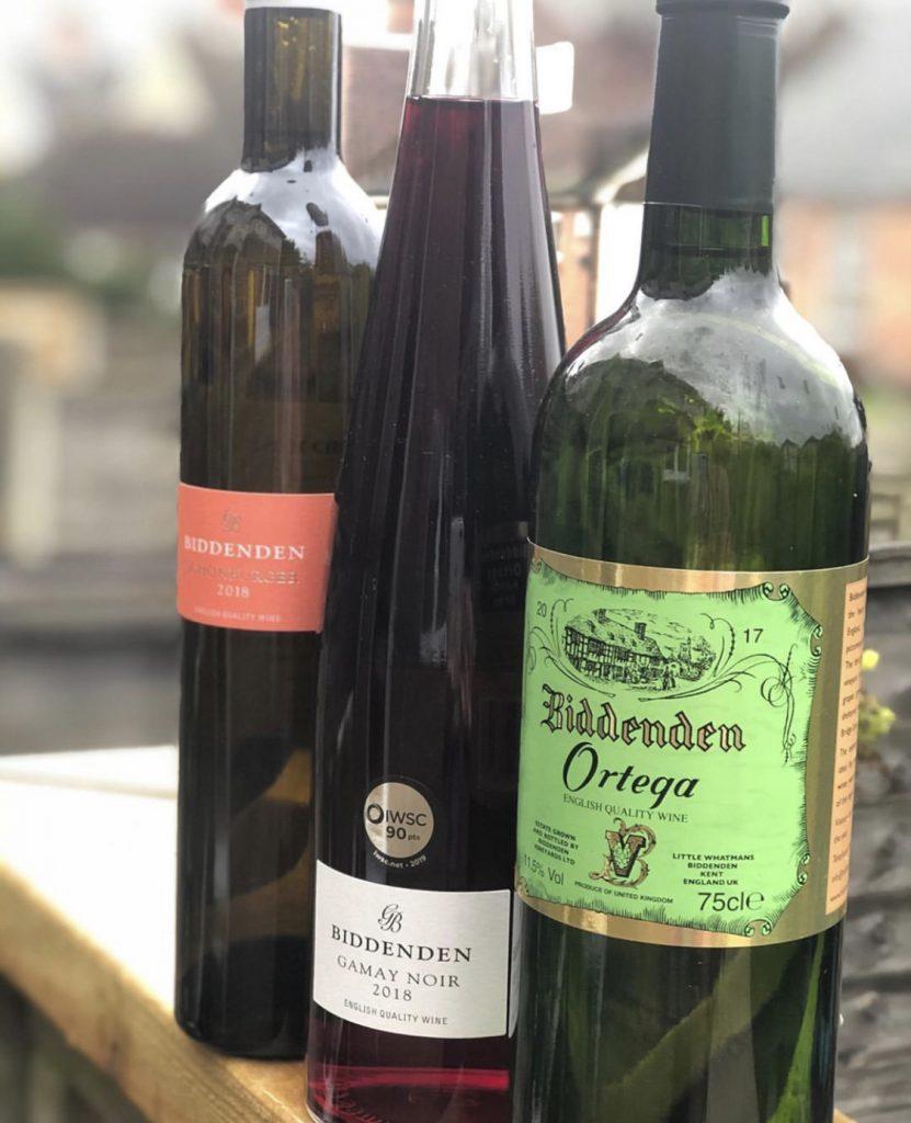 Radio Kent Wine Tasting with Biddenden Vineyards
