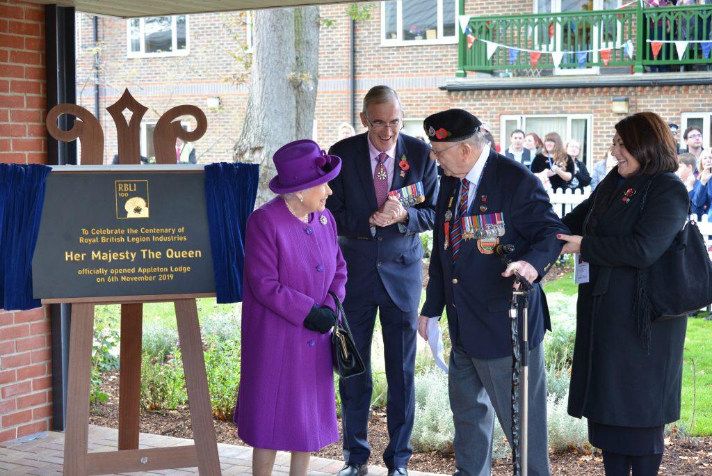 Royal British Legion Industries' Centenary
