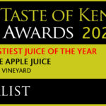 Red Love Biddenden Kent's Tastiest Juice Taste of Kent Awards natural fruit juice