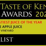 Red Love Biddenden Kent's Tastiest Juice Taste of Kent Awards natural fruit juice