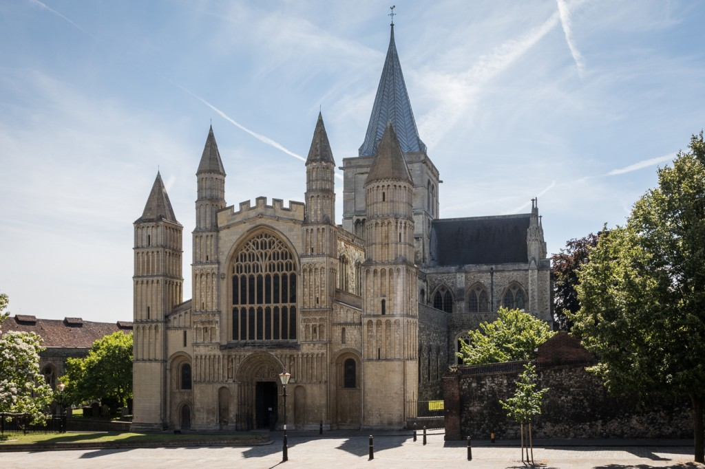 Wine Garden of England Festival at Rochester Cathedral