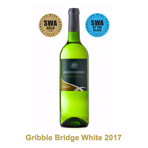 Sommelier wine awards 2019 Gribble Bridge White Biddenden