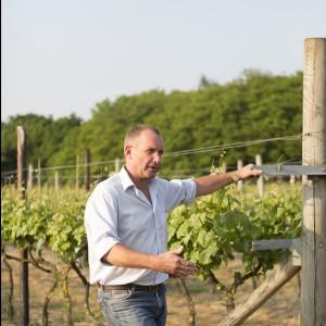 Winemaker Julian Barnes